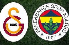 Galatasaray-Fenerbahçe derbisinin favorisi belli oldu!