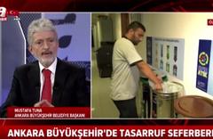 Mustafa Tuna'dan canlı yayında dikkat çeken Melih Gökçek iddiası!