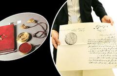 Atatürk'ün mührü ve Lozan'ın onay metni ilk kez sergilenecek