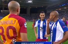 Belhanda'nın Porto maçı sonrası görüntüsü kıyameti koparttı