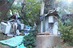 Adnan Oktar'ın yıkım yapılan villası içeriden ilk kez görüntülendi