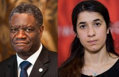 2018 yılı Nobel Barış Ödülü 2 isme gitti! Nadia Murad kimdir?