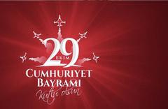 29 Ekim resmi tatil mi 2018 Cumhuriyet'in kaçıncı yılı oldu?