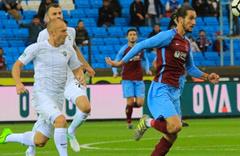 Trabzonspor ile Akhisarspor 13. randevuda