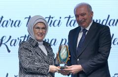 Geri dönüşümde 'yenilikçilik' ödülü İBB'ye