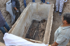 İznik'te bulundu 2 generalin iskeletleri hiç bozulmamış...