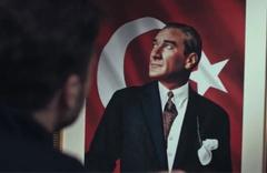 Söz'e damga vuran Atatürk sahnesi