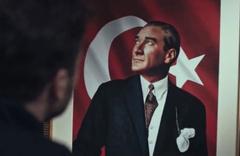 Star TV'nin Söz dizisine damga vuran Atatürk sahnesi!