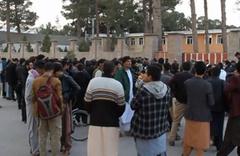 Afganistan'da FETÖ okuluna polis baskını devraldılar...