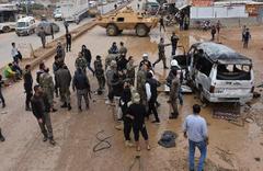 Cerablus'ta bomba yüklü araç patladı; ölü ve yaralılar var