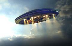 İrlanda UFO incelemesi başlattı Önce pilotlar gördü