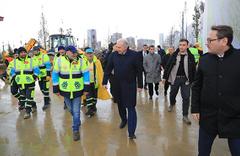 """İBB Başkanı Uysal: 'İlk millet bahçelerinin açılışında Cumhurbaşkanımızla buluşmayı bekliyoruz"""""""