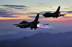 Genelkurmay duyurdu Irak'ın kuzeyine hava harekatı 6 terörist öldürüldü
