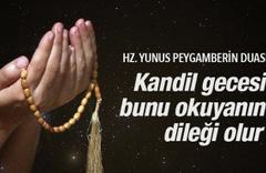 Mevlid kandili duaları ve ibadetleri Hz. Yunus'un dilek duası
