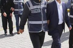 AK Partili başkanın damadı FETÖ'den tutuklandı