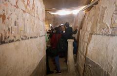 Mısır'da hamile bir kadına ait 3 bin 700 yıllık mezar bulundu