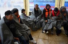 Ege'de mahsur kalan 44 göçmen kurtarıldı!