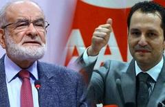 Saadet Partisi'ne Fatih Erbakan darbesi Yargıtay da onadı...