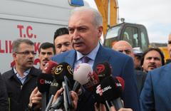 İBB Başkanı Uysal'dan göçük açıklaması