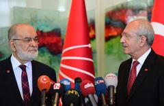 CHP ile Saadet ittifak için bir araya geliyor