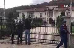 Yalova'da lüks villada Kaşıkçı'nın cesedi için arama yapılıyor