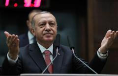 Cumhurbaşkanı Erdoğan Yunanistan ve ABD'yi topa tuttu