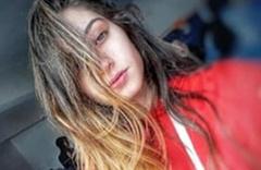 Genç kız intihar etti vatandaşlar film gibi izledi