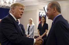 Cumhurbaşkanı Erdoğan ile Trump arasında kritik görüşme!