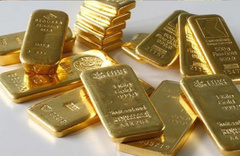 İstanbul'da külçe külçe altın vurgunu