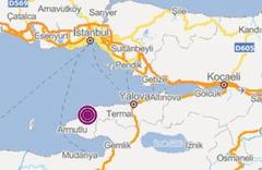 Yalova'da 4.1'lik deprem! İstanbul depremini tetikler mi?