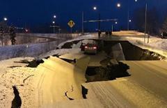 Alaska'da 7 şiddetinde deprem! Tsunami alarmı verildi