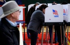 ABD tarihinin en kritik seçimini yapıyor! Trump için kader günü...