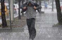Dikkat: Meteoroloji'den iki ile sağanak uyarısı!