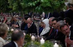 G20 liderleri yemekte buluştu! Erdoğan'a özel helal menü hazırlandı