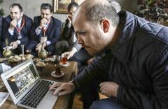 Bilal Erdoğan yılın fotoğraflı oylamasına katıldı