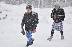 Uşak hava durumu kar başladı kaç gün sürecek?