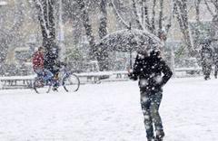 Kütahya kar başladı güncel haritalı hava durumu raporu