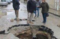 PKK'nın Fırat'ın doğusunu korumak için kazdığı tünel çöktü teröristler öldü