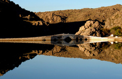 Selçuklu yadigarı Çeşnigir Köprüsü turizme kazandırılıyor
