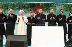 Mevlüt Uysal: 'İstanbul'a kazandırdığımız 5 yeni eser hayırlı olsun'