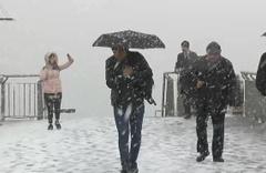 Kırklareli kar ne zaman duracak yeni hava durumu raporu geldi