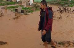 Mardin'de sağanak; evleri ve tarım arazilerini su bastı