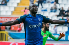 Süper Lig'in gol kralı Diagne'ye dudak uçuklatan teklif