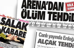 'Erdoğan'ı ipe götüreceğiz' diyen sanatçılar kimler? Erdoğan için başka neler dediler?