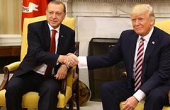 ABD Başkanı Trump'tan Erdoğan mesajı