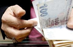 Asgari ücret net 2 bin 20 lira oldu brüt 2 bin 558 lira olarak açıklandı