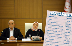 AGİ tablosu 2019 asgari geçim indirimi evli bekar çocuklu AGİ ücretleri
