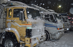Afyonkarahisar- Antalya kara yolu ulaşıma kapandı
