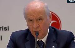 Devlet Bahçeli'den flaş Esad açıklaması