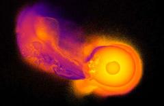 Bilim insanları felaketi açıkladı Uranüs'ün ekseni kayıp yan yattı